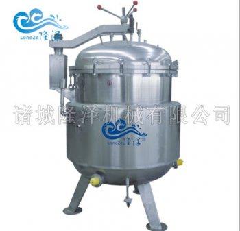 立式高压蒸煮夹层锅